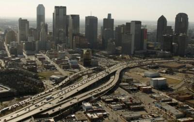 Downtown Dallas (Courtesy Photo)