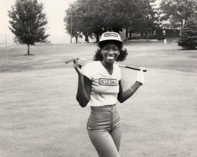 Renée Powell (Courtesy of USGA Museum)