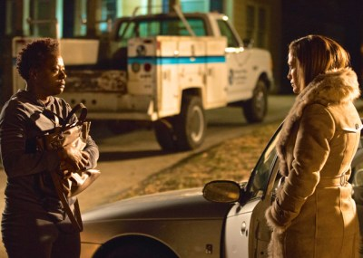 Viola Davis and Jennifer Lopez in Lila & Eve (Courtesy Photo)