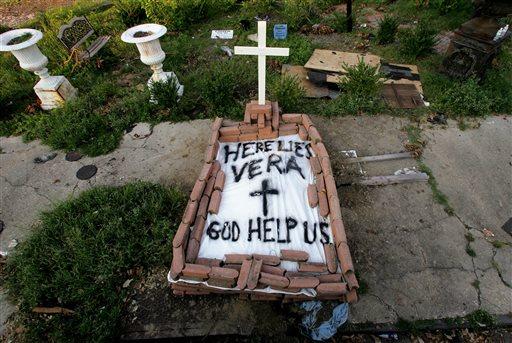 Katrina Here Lies Vera