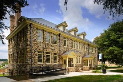 Humphreys Hall, Cheyney University of Pennsylvania (Courtesy Photo)