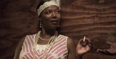 "Queen Latifah as Bessie Smith in HBO's ""Bessie"""