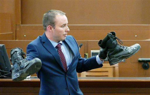 Kerrick trial Thursday