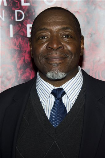 "In this Sept. 19, 2013 file photo, Chuck Cooper attends the after party for the Broadway opening of ""Romeo and Juliet"" in New York. Cooper stars in the new musical ""Amazing Grace,"" on Broadway. The show will close Oct. 25 after 24 previews and 114 regular performances. (Photo by Charles Sykes/Invision/AP, File)"