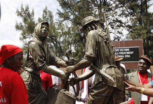 Kenya Mau Mau Memorial