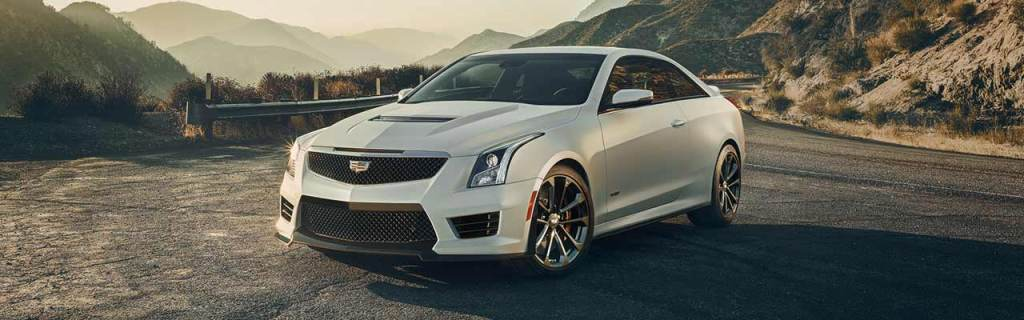 Frank Washington says that the Cadillac ATS-V can generate its own Wi-Fi hotspot that is good for 50 feet around the car.
