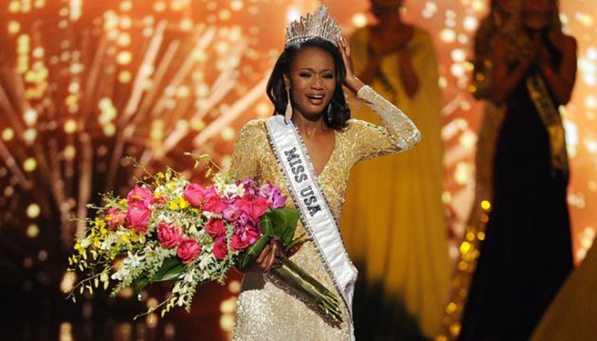 2016 Miss USA Deshauna Barber. (Wikimedia Commons)
