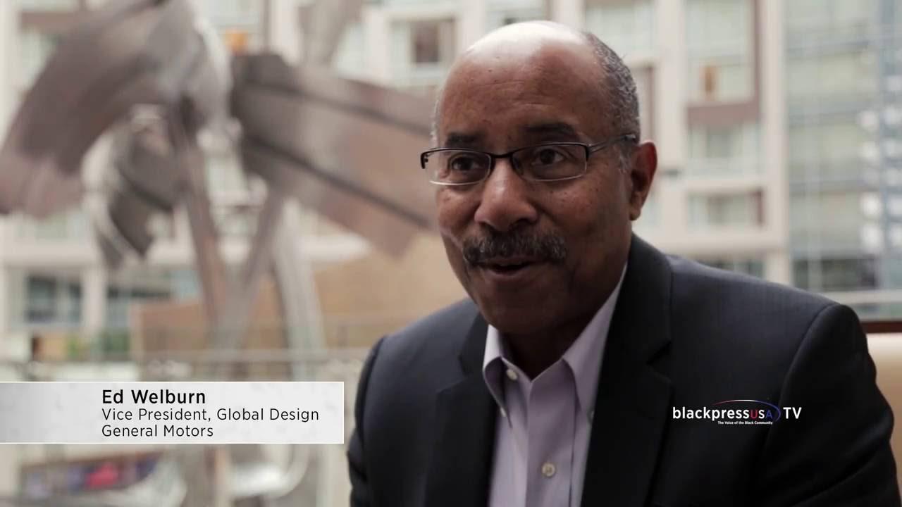 Ed Welburn talks to BlackPressUSA TV (Part 3)