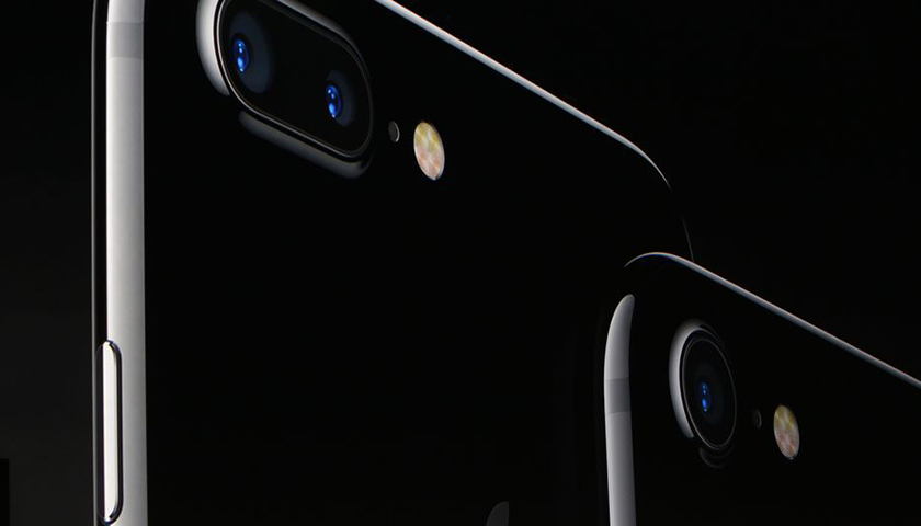 The Jet Black iPhone 7 is only available in two storage models.