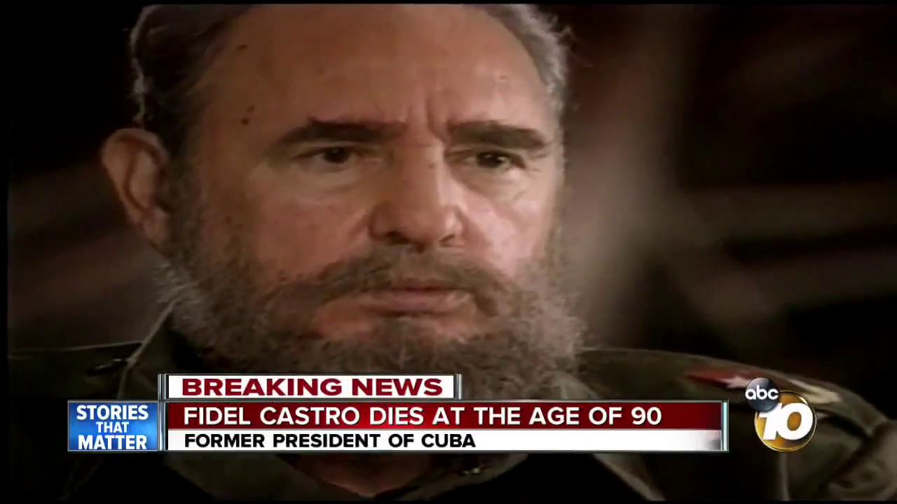Image result for castro dead images