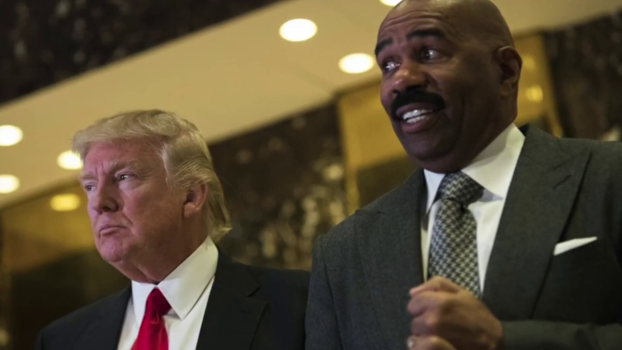 College-Students-Debate-Celebrities-Visiting-With-Trump
