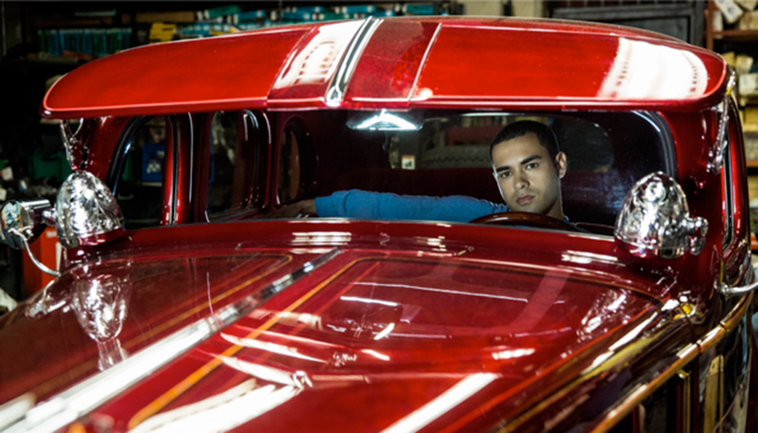 """Gabriel Chavarria stars in """"Lowriders."""" (Universal Pictures)"""