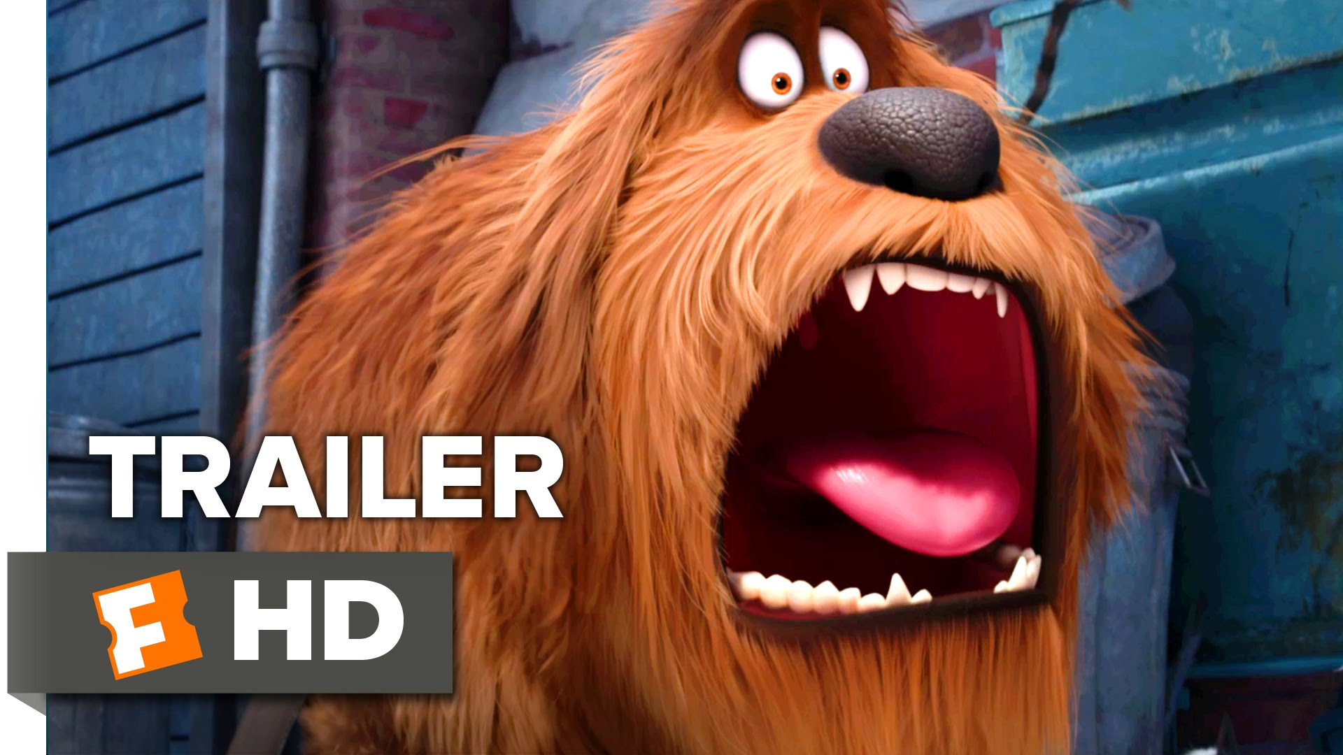 Film Review: The Secret Life of Pets