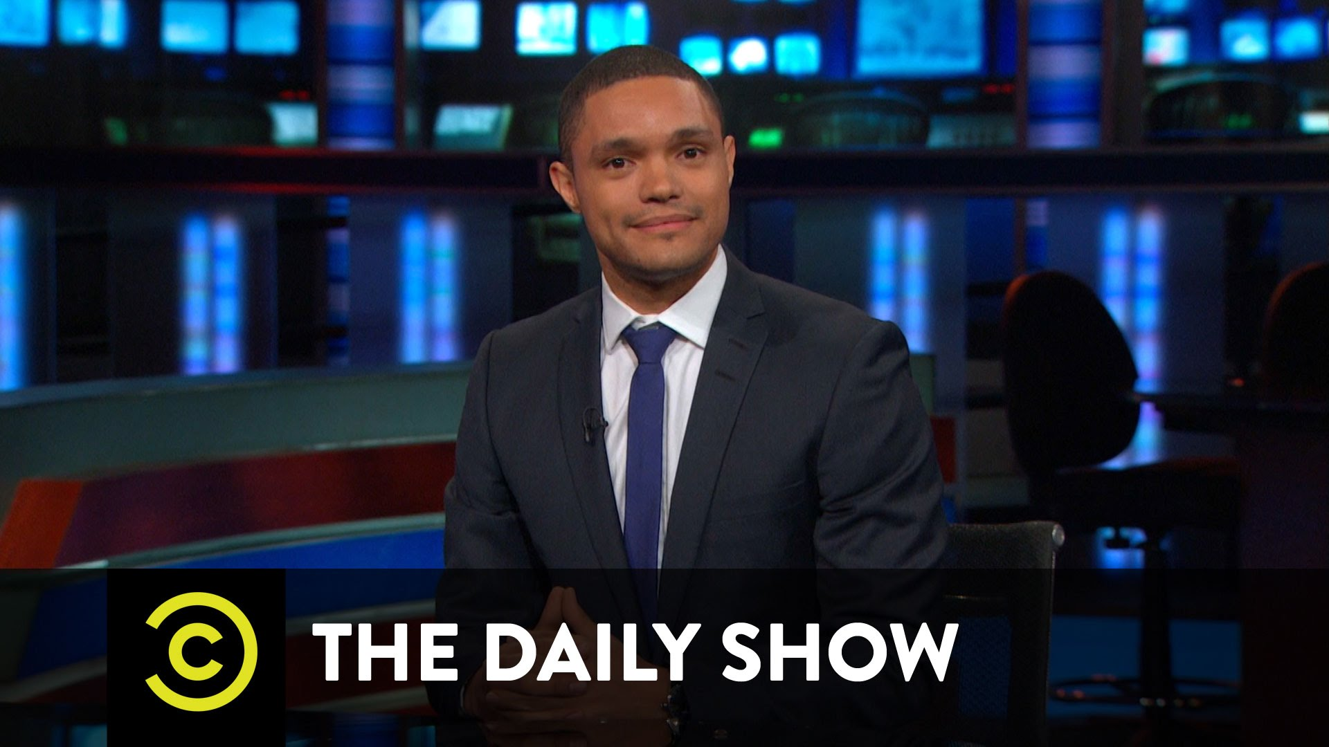 Trevor Noah to Succeed Jon Stewart on 'The Daily Show'