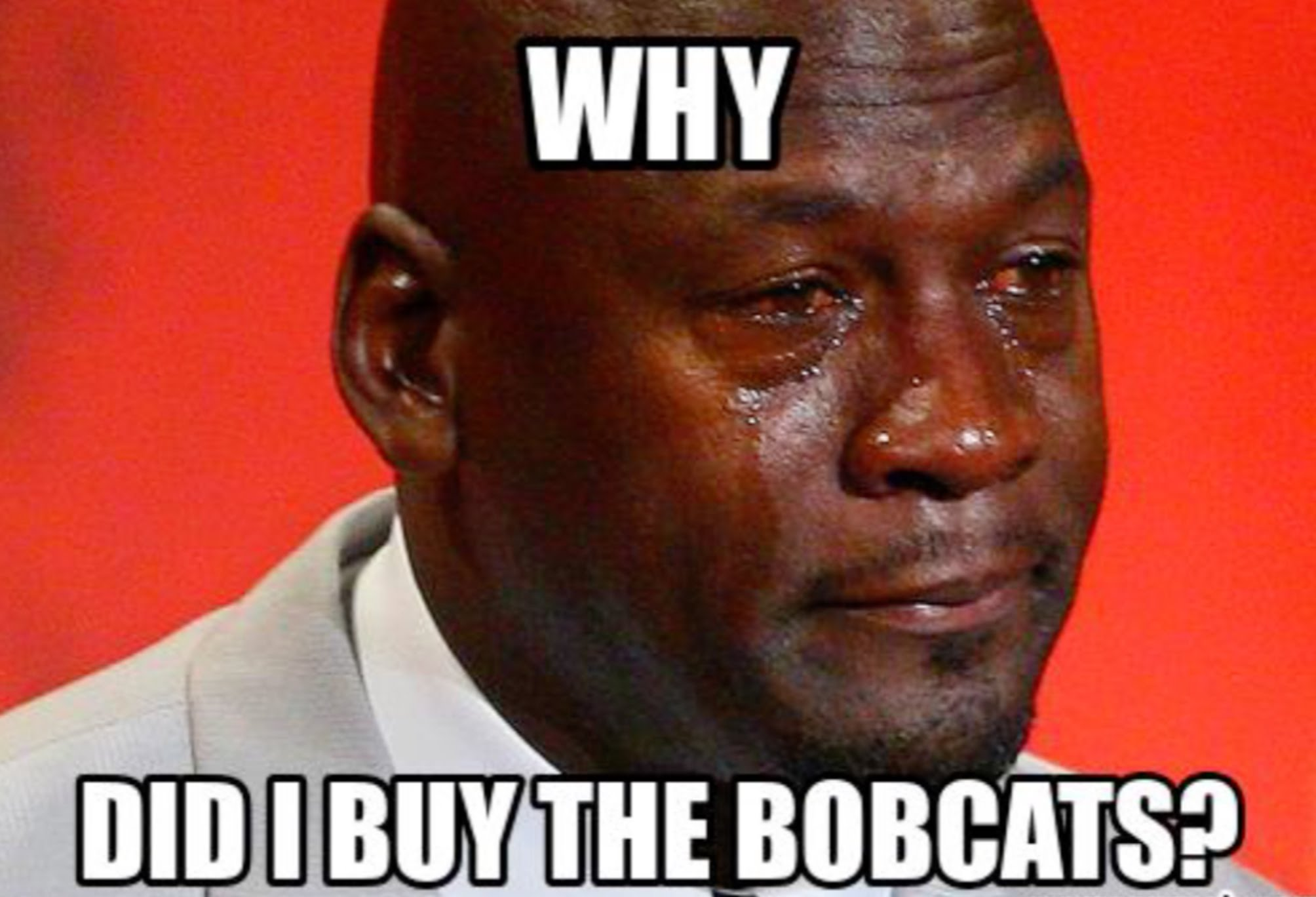 WATCH: The Crazy Origin Story of the Jordan Crying Meme and Why the Internet Won't Let It Go