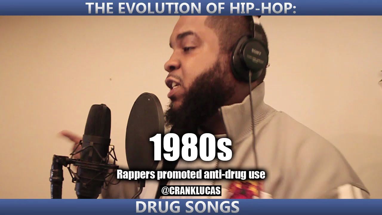WATCH – The Evolution of Hip Hop By Crank Lucas