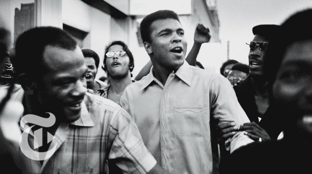 """WATCH: """"What's My Name?"""" Muhammad Ali Obituary By The New York Times"""