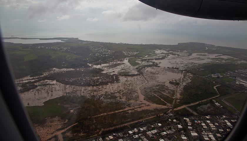 CBP responds to Hurricane Maria