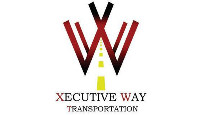 Xecutive Way Transportation, is the logo and name of Nicholson's semi-truck company.