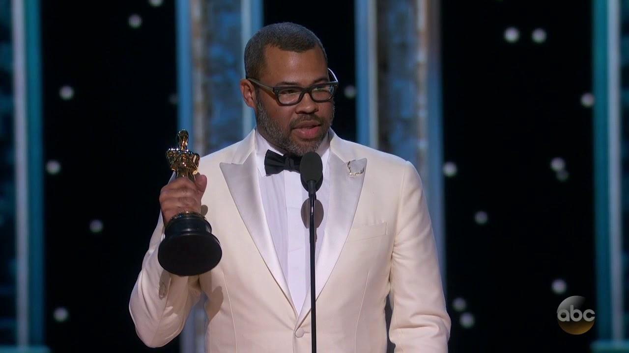 Jordan Peele Becomes First African American to Win an Oscar for Best Original Screenplay