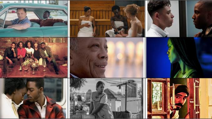 Black Films and Artist at t the 2018 Toronto International Film Festival