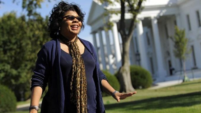 White House correspondent April Ryan