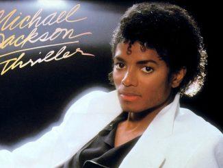 "Michael Jackson's ""Thriller"" is certified 33x Platinum"