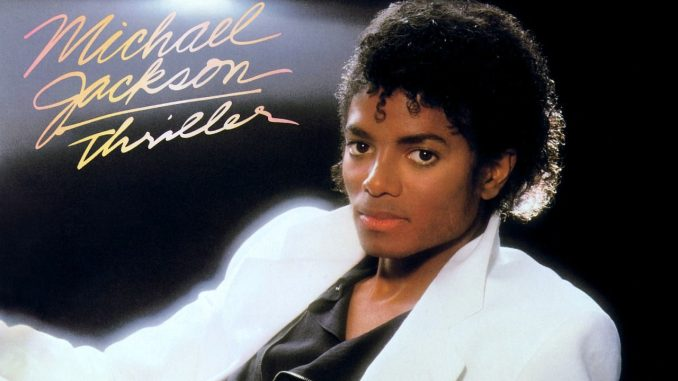 "Michael Jackson's ""Thriller"" is certified 33x Platinum"