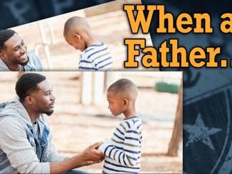 Anyone can be a dad for a day, but being a real father is a completely different challenge.