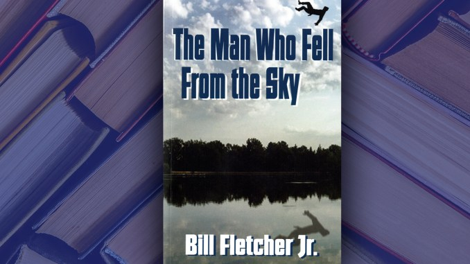 """""""The Man Who Fell From the Sky,"""" Hard Ball Press; 350 pages"""