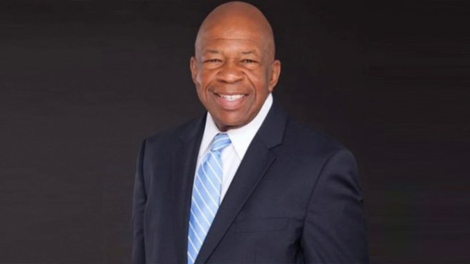 Rep. Elijah Cummings (MD.-7) . (Courtesy Photo)