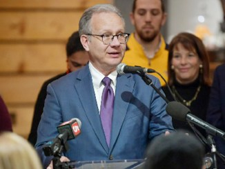 Nashville Mayor David Briley challenges the hospitality industry to reduce waste and help feed the hungry this holiday season.
