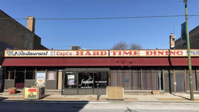 Captain's Hard Times