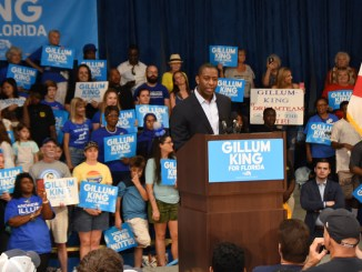 Polls proved to be wildly inaccurate and the numbers completely misread how well Gillum, Tallahassee's mayor, would eventually fare in the primary. He won.