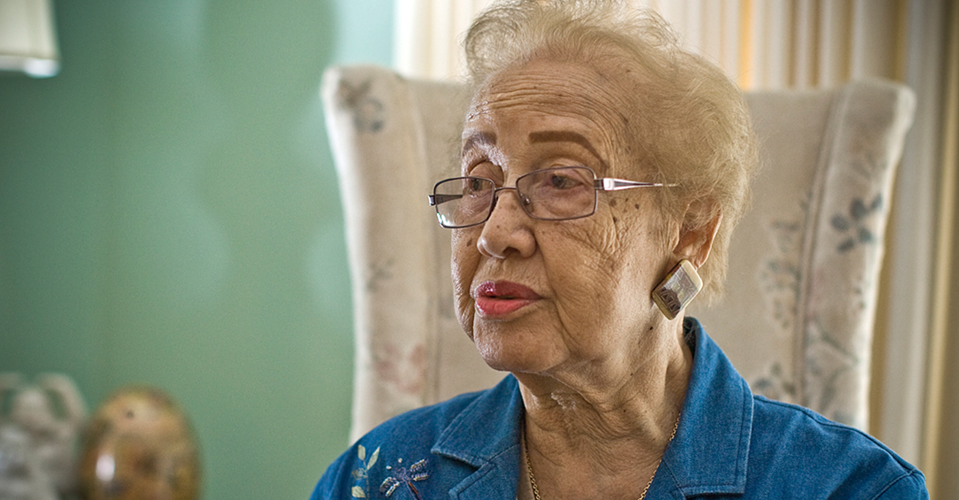 In Wake of Professor's Comments, Katherine Johnson is Still Celebrated in Physics