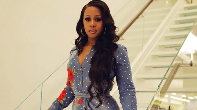 Rapper Remy Ma. (Photo: Instagram-@remyma)