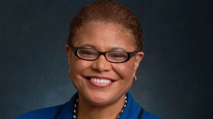 Karen Bass is a community organizer from South Los Angeles who became the first ever African American woman to serve as Speaker of any state assembly in 2008. She was recently re-elected to a fifth term in Congress.