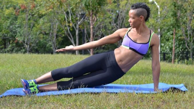 Pilates Instructor, Sonja Herbert. (Courtesy Photo)