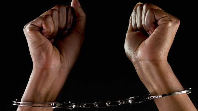 The imprisonment rate for African American women is twice that of white women.