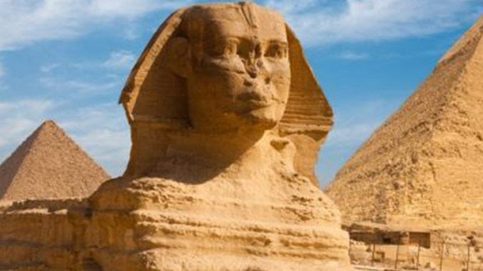 Sphinx, Egypt (Photo by: sfbayview.com)