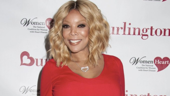 Wendy Williams hosts #HealthyHeartSelfie Challenge at the Initiative New York Headquarters in New York, New York. (Picture by Janet Mayer / Splash News)