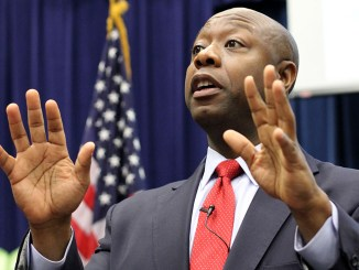 In a blistering op-ed in The Washington Post, Senator Tim Scott, the U.S. Senate's only African American Republican, took the Republican Party to task on the issue of racism.