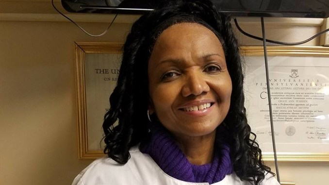 Dr. Grace Warren (Photo by: spokesman-recorder.com)