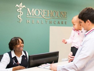 Photo courtesy of Morehouse Healthcare
