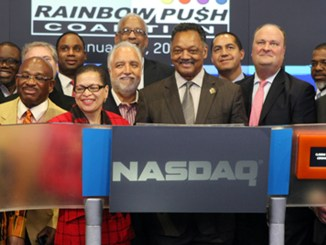 """""""This year's Wall Street Project Economic Summit plans to address where and what African Americans should and can do - since setting foot 400 years ago on U.S. soil,"""" Rev. Jesse L. Jackson, Sr. founder and president of the Rainbow PUSH Coalition, and organizer of the Wall Street Project."""