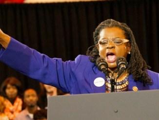 Photo: U.S. Representative Gwen Moore. (Photo: Milwaukee Teachers' Education Association/flickr/cc)