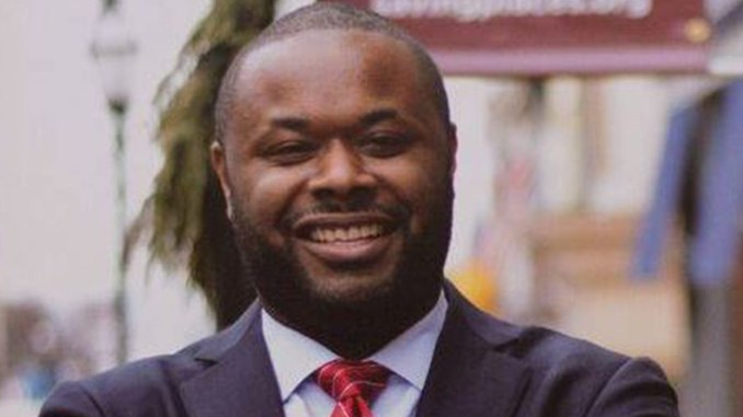 Cory McCray is a member of the Maryland State Senate, representing the 45th District, which encompasses Northeast and East Baltimore City. (Courtesy Photo)