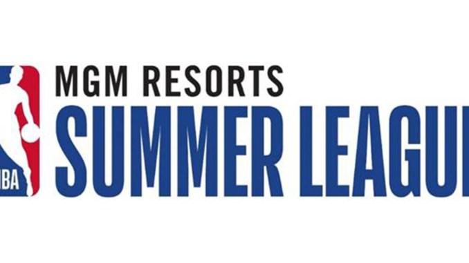d2d43b81e7bce Chinese and Croatian National Teams To Join All 30 NBA Teams at MGM Resorts  NBA Summer League 2019