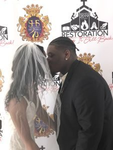 Collins marries Emani Todd.
