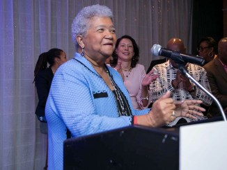 NNPA Foundation Board Chair Amelia Ashley-Ward, NNPA National Chairman Dorothy R. Leavell (pictured), NNPA Convention Committee Chair Jan Michelle Lemon-Kearney and NNPA President & CEO Dr. Benjamin F. Chavis, Jr., also provided remarks.
